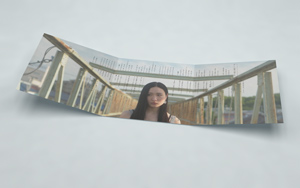 artist 瑠惟夏 1st single<br>『白々』